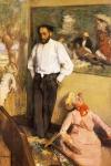 Degas - ritratto di Henri-Michel-Lévy nel suo studio 1879.jpg
