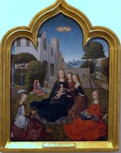 Nozze mistiche di Santa Caterina